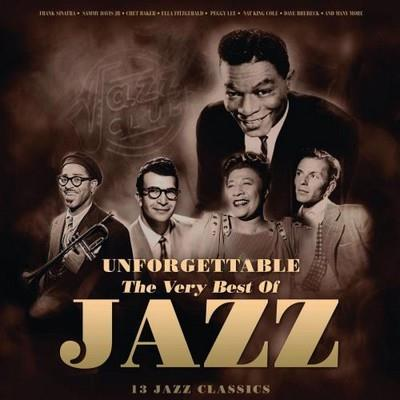 دانلود آلبوم Unforgettable: The Very Best of Jazz اثر Various Artists