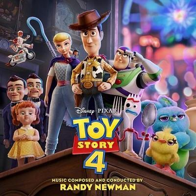 دانلود آلبوم موسیقی Randy-Newman-Toy-Story-4