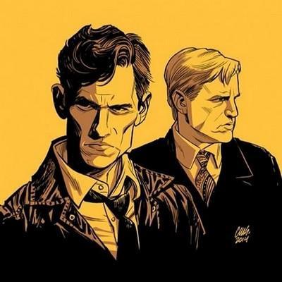 دانلود آلبوم موسیقی VA-True-Detective-Season-01-Unofficial