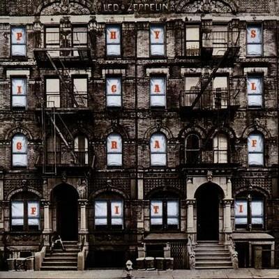 آلبوم Physical Graffiti اثر Led Zeppelin