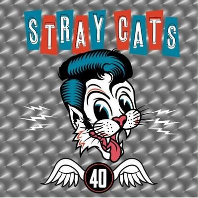 دانلود آلبوم 40 اثر Stray Cats