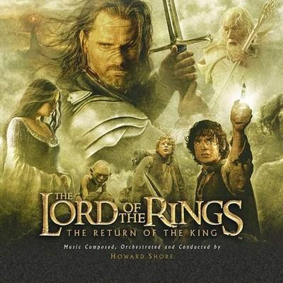 دانلود آلبوم موسیقی Howard-Shore-The-Lord-of-the-Rings-The-Return-of-the-King
