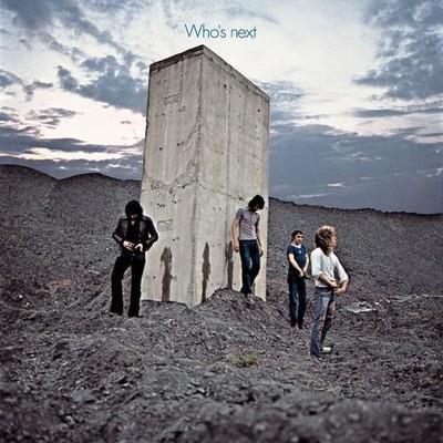 دانلود آلبوم موسیقی The-Who-Who-s-Next