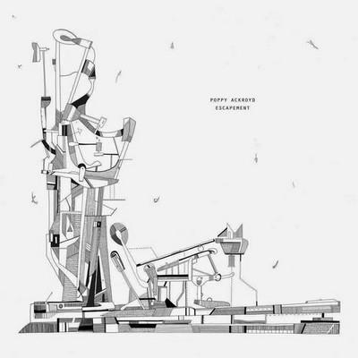 دانلود آلبوم موسیقی Poppy-Ackroyd-Escapement