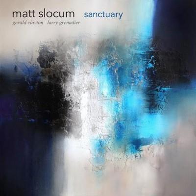 دانلود آلبوم موسیقی Matt-Slocum-Sanctuary