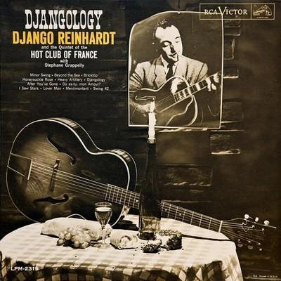 دانلود آلبوم موسیقی django-reinhardt-and-the-quintet-of-the-hot-club-of-france-with-stephane-grappelly-djangology