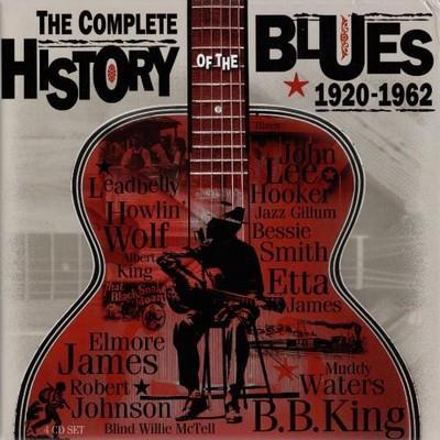 دانلود آلبوم موسیقی the-complete-history-of-the-blues-1920-1962
