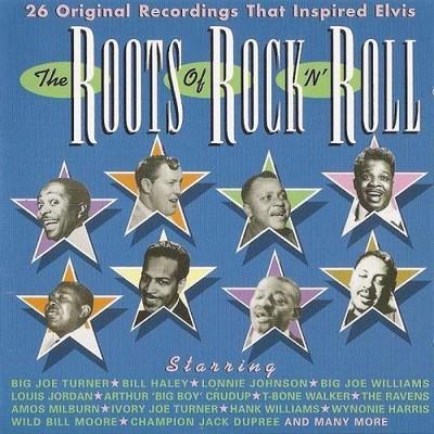 آلبوم The Roots of Rock 'N' Roll اثر Various Artists