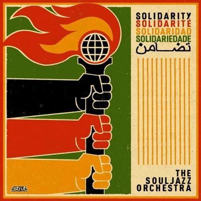 دانلود آلبوم Solidarity اثر The Souljazz Orchestra