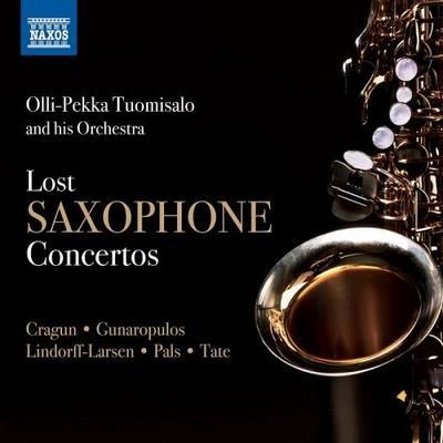 دانلود آلبوم Lost Saxophone Concertos اثر Olli-Pekka Tuomisalo
