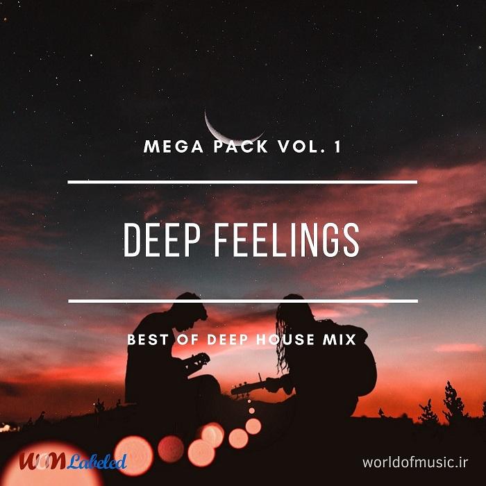 دانلود آلبوم Deep Feelings - Deep House Mix [Mega Pack] Vol. 1 اثر Various Artists