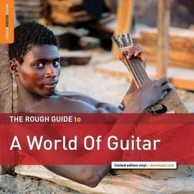 دانلود آلبوم The Rough Guide to the World of Guitar اثر Various Artists