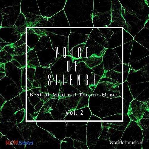 دانلود آلبوم Voice of Silence - Minimal Techno Mix, Vol. 2 اثر Various Artists