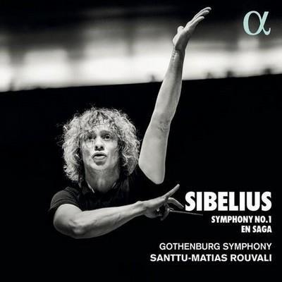 دانلود آلبوم Sibelius: Symphony No. 1 & En Saga اثر Santtu-Matias Rouvali