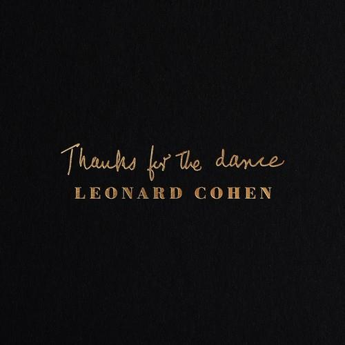 دانلود آلبوم Thanks For the Dance اثر Leonard Cohen