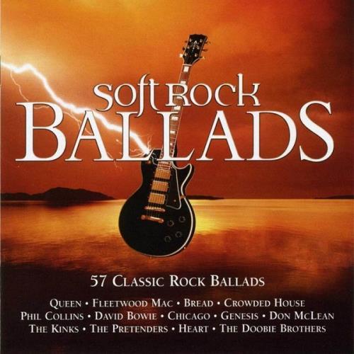 دانلود آلبوم Soft Rock Ballads اثر Various Artists