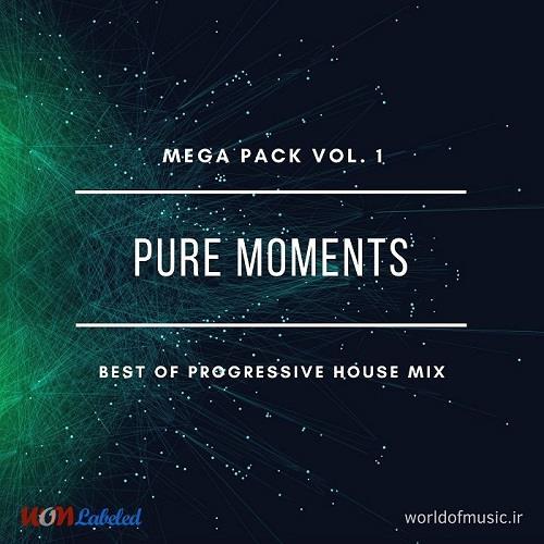 دانلود آلبوم موسیقی Pure Moments - Progressive House Mix [Mega Pack] Vol. 1