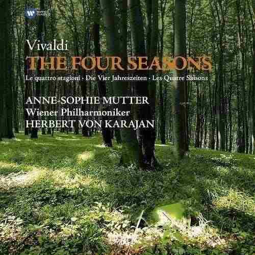 دانلود آلبوم Vivaldi: The Four Seasons اثر Anne-Sophie Mutter