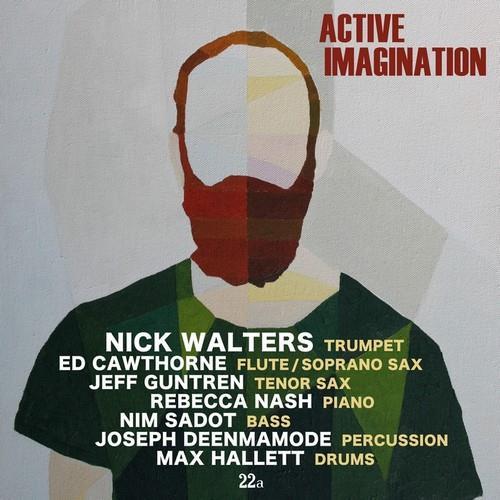 دانلود آلبوم Active Imagination اثر Nick Walters
