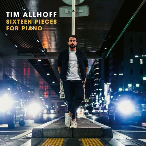 دانلود آلبوم Sixteen Pieces For Piano اثر Tim Allhoff