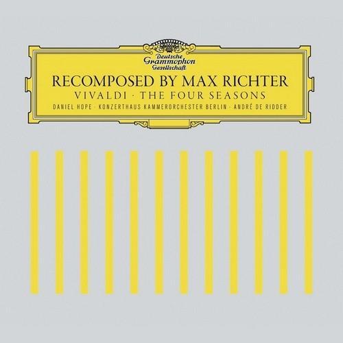 دانلود آلبوم Recomposed By Max Richter: Vivaldi - The Four Seasons اثر Max Richter
