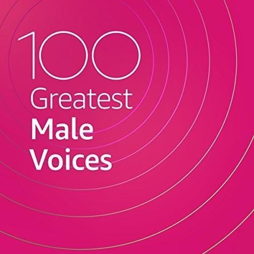 دانلود آلبوم 100 Greatest Male Voices اثر Various Artists