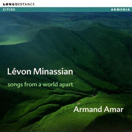دانلود آلبوم Songs From a World Apart اثر Levon Minassian