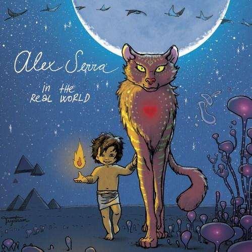 دانلود آلبوم In the Real World اثر Alex Serra