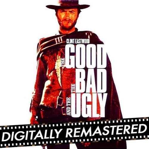 دانلود آلبوم The Good, The Bad and The Ugly اثر Ennio Morricone