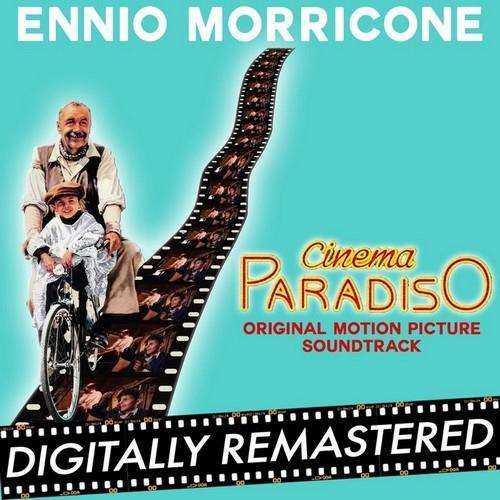 دانلود آلبوم Cinema Paradiso اثر Ennio Morricone
