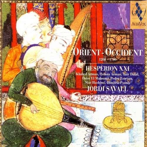 دانلود آلبوم Orient - Occident (1200-1700) اثر Jordi Savall