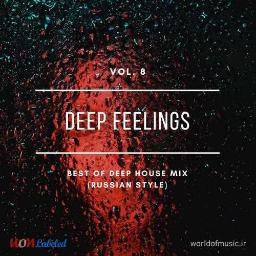 دانلود آلبوم موسیقی Deep Feelings - Deep House Mix (Russian Style), Vol. 8
