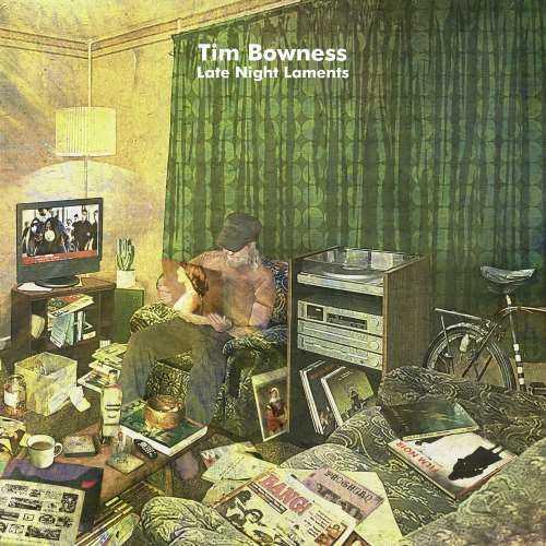 دانلود آلبوم Late Night Laments اثر Tim Bowness