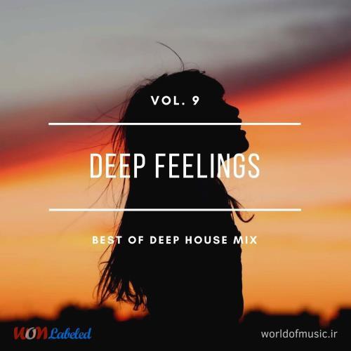 دانلود آلبوم Deep Feelings - Deep House Mix, Vol. 9 اثر Various Artists