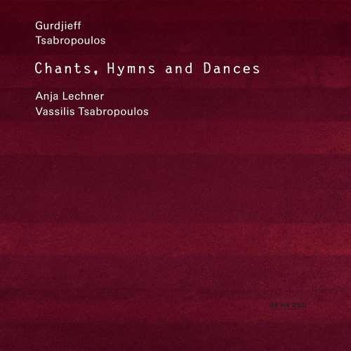 دانلود آلبوم Chants, Hymns and Dances اثر Anja Lechner