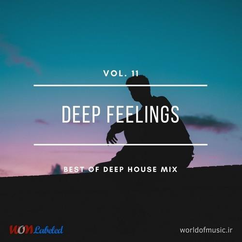 دانلود آلبوم Deep Feelings - Deep House Mix, Vol. 11 اثر Various Artists