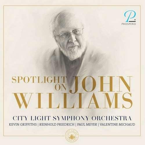 دانلود آلبوم Spotlight on John Williams اثر Kevin Griffiths