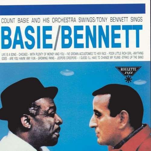 دانلود آلبوم Basie Swings, Bennett Sings اثر Tony Bennett