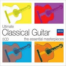 آلبوم Ultimate Classical Guitar اثر Various Artists