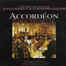 آلبوم Accordeon Paris Musette اثر Various Artists