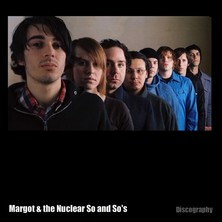 دانلود آلبوم موسیقی Margot & the Nuclear So and So's - Discography