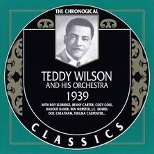 آلبوم Teddy Wilson - 1939 اثر Teddy Wilson