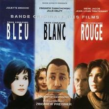 آلبوم Trois Couleurs: Bleu Blanc Rouge اثر Zbigniew Preisner