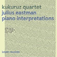 دانلود آلبوم موسیقی Kukuruz-Quartet-Julius-Eastman-Piano-Interpretations