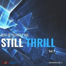 دانلود آلبوم موسیقی Still Thrill, Techstep Mix, Vol. 1
