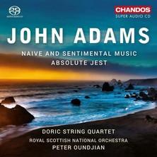 دانلود آلبوم موسیقی John Adams: Naive and Sentimental Music; Absolute Jest