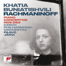 آلبوم Rachmaninoff - Piano Concerto Nos 2 & 3 اثر Khatia Buniatishvili
