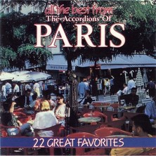 آلبوم All the Best From the Accordions of PARIS اثر Various Artists