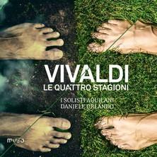 دانلود آلبوم موسیقی Vivaldi: Le Quattro Stagioni