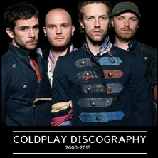 آلبوم Coldplay Discography اثر Coldplay
